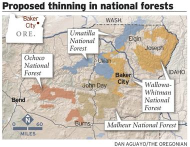 Map from the Oregonian, Dan Aguayo