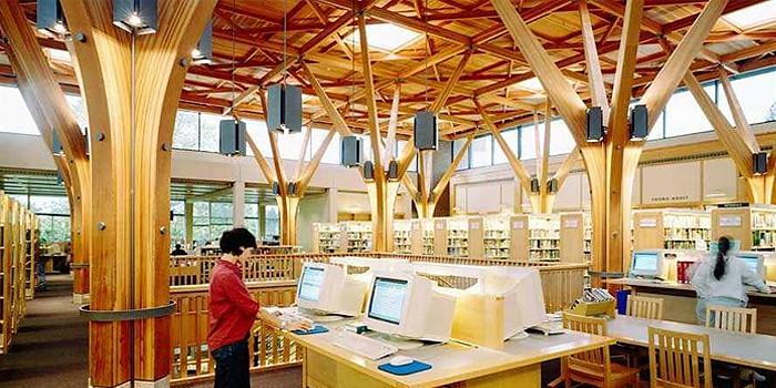 city of beaverton library