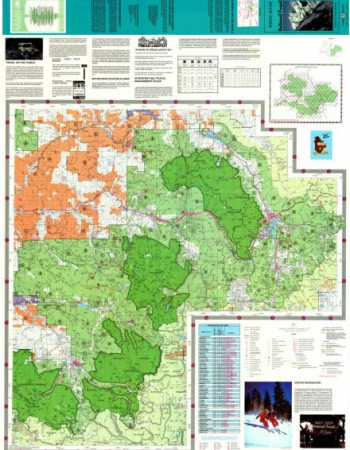 National Forest map app now available for Android, iOS ...