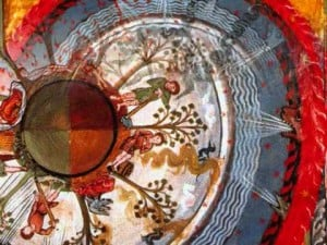 Vision of the Earth Hildegard of Bingen (1098-1179)
