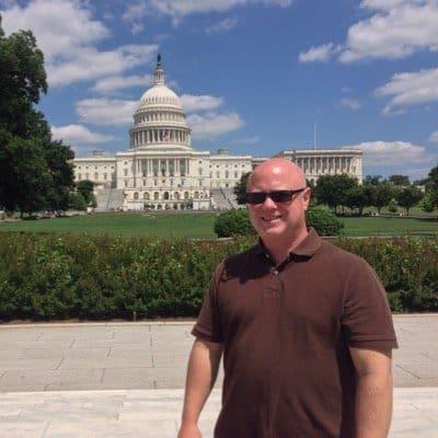 Dr. bob Malmsheimer in DC