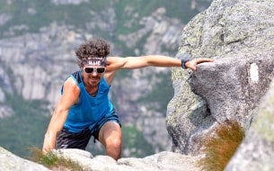 Scott Jurek (photo from the Brooks Shoes website)